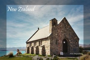 New Zealand Church by evem