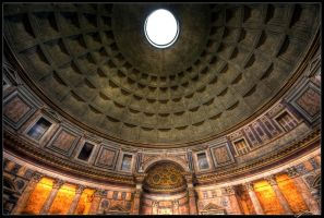 Pantheon by Jurnov