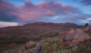 Peavine Twilight by madrush08