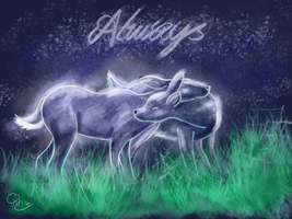 Always by ColorsofCrystal