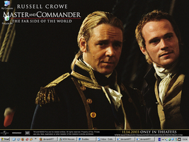Master And Commander by PaulBettanyFan