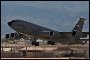 KC-135 Nellis 2010 by AirshowDave