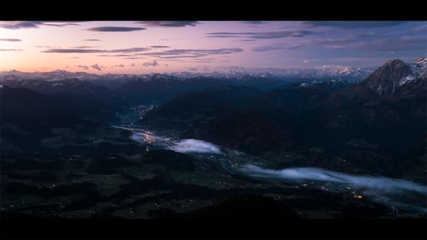 Salzburger Alps by cluster5020