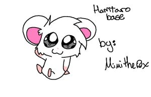 hamster base .:hand made:. by MimiTheFox