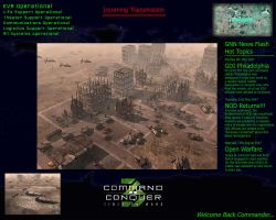 Command and Conquer 3 by N1ghtSt4lker