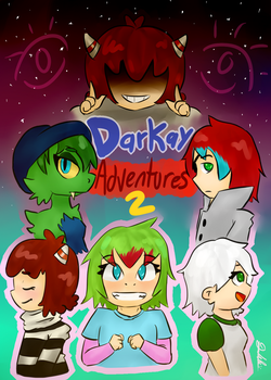Darkay adventures 2 Poster *fixed* by DesmyTool