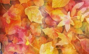 Fall Leaves by seadworp