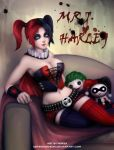 New 52 Harley Quinn by AbyssDungeon