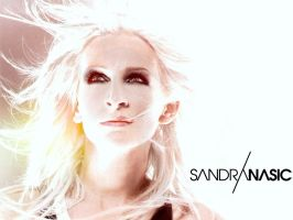 Sandra Nasic Wallpaper III by xLinkax