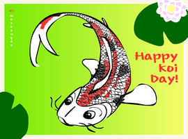 :: Koi Day :: by LaughingSquid
