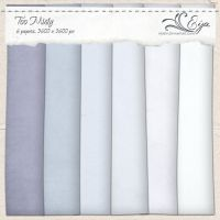 Too Misty paper pack by Eijaite