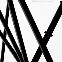 Abstraction 5 by Cattereia