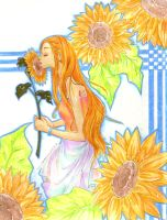 SunFlower Kisses_2 by icecream-candiee
