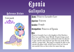 Princess Lavender of Eponia by The-Clockwork-Crow