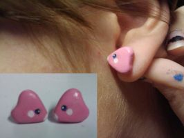 Luvdisc Earrings by Sara121089