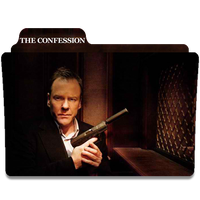 The Confession folder icon by P-Ron