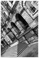 Arches Upon Steps by two-truths