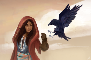 Raven Tamer by ACicco