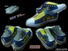 Megas Shoes by Autocons