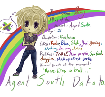 Agent South ID by lp-slash-queen