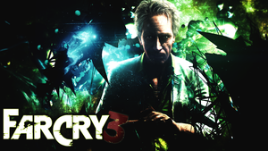 Far Cry 3-The Doctor Wallpaper by Gigy1996
