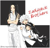 HxH: brother complex by dejavil