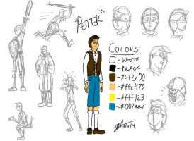 Peter by GeebMachine
