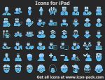 Icons for iPad by yourmailkept