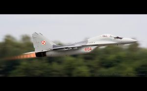 Mig-29 by wolan