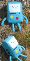 Beemo plush by SmellenJR