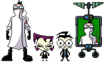 Membrane family by Cursed-cat