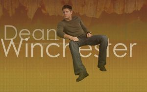 Wallpaper - Dean Winchester by SineSpes