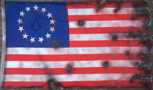 AC III - Betsy Ross flag by RBF-productions-NL