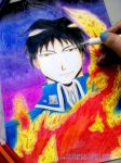 .:Roy Mustang:. by GlowINsnow