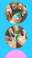 Pokemon Go Manicure Wallpaper by MikariStar