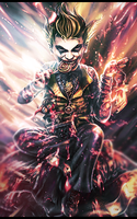 Joker by Sp1raL-ART