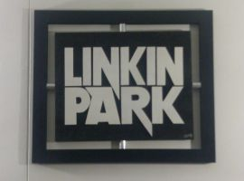 Linkin Park Wall Decoration by cheygipe