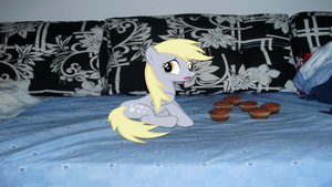 My Little Derpy Hooves by armando92