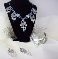 Empress of Ice by RivisIndigoEmporium