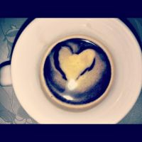 I love coffee and coffee loves me by lalliphotography