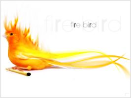 Fire Bird by hawksz