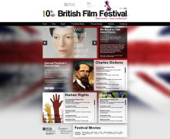 10th British Film Festival by L0053R