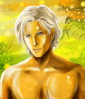 Josh Foley - Elixir by Autumn-Sacura