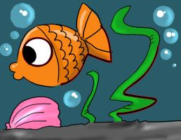 Something fishy by 1fireang3l