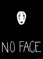 No Face by selaluff