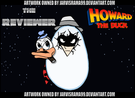 HOWARD THE DUCK REVIEW TCARD by Jarvisrama99