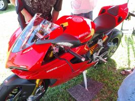 Ducati Panigale by BackMasker