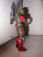 Halo Reach Andrew Figure Side I by chaptmc