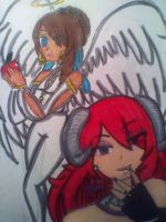 Angel or Demon: Which one are you? by BebeKimichi