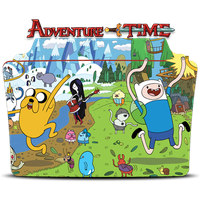 Adventure Time by rest-in-torment